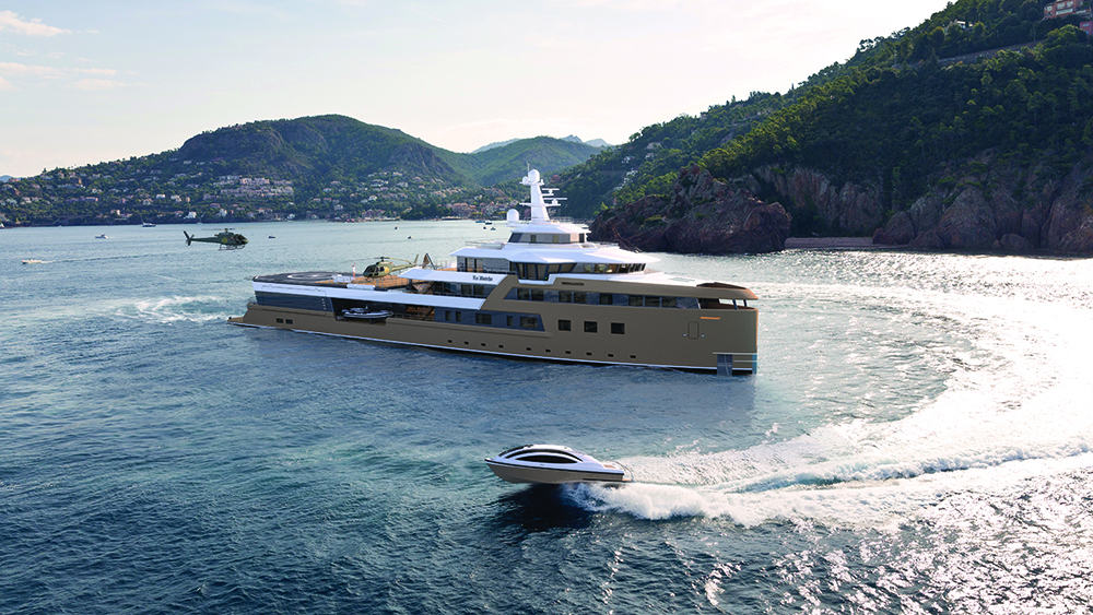 5 Extraordinary Yacht Launches in 2020