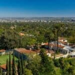 LeBron James Beverly Hills Compound 1