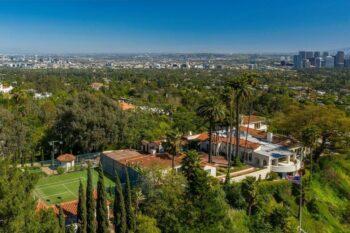 LeBron James Beverly Hills Compound 1