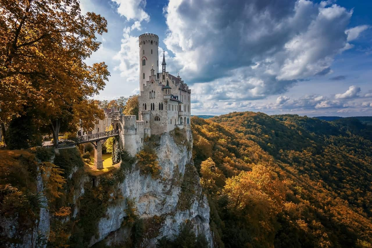 Lichtenstein Castle 1