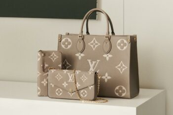 Louis Vuitton Bicolor Monogram Empreinte 1