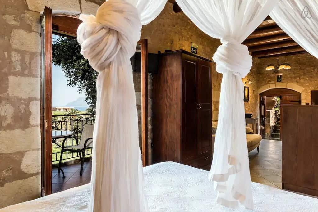 Luxurious Stone Villa Crete 1