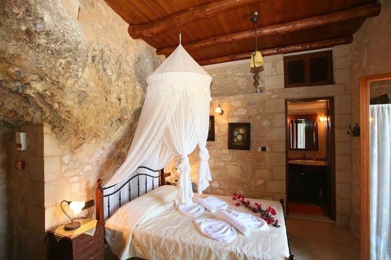 Luxurious Stone Villa Crete 2