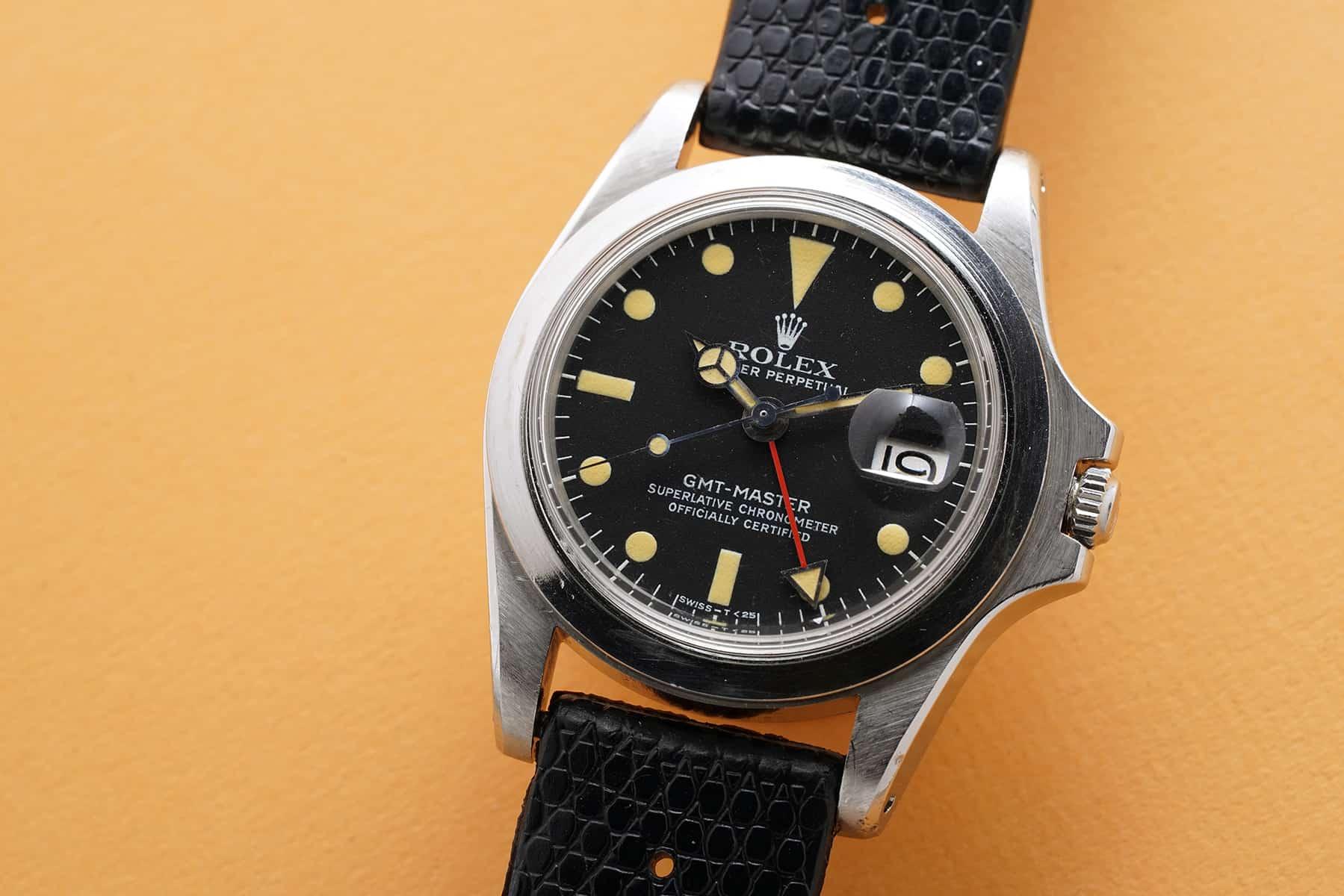 Marlon Brando's Apocalypse Now Rolex GMT-Master