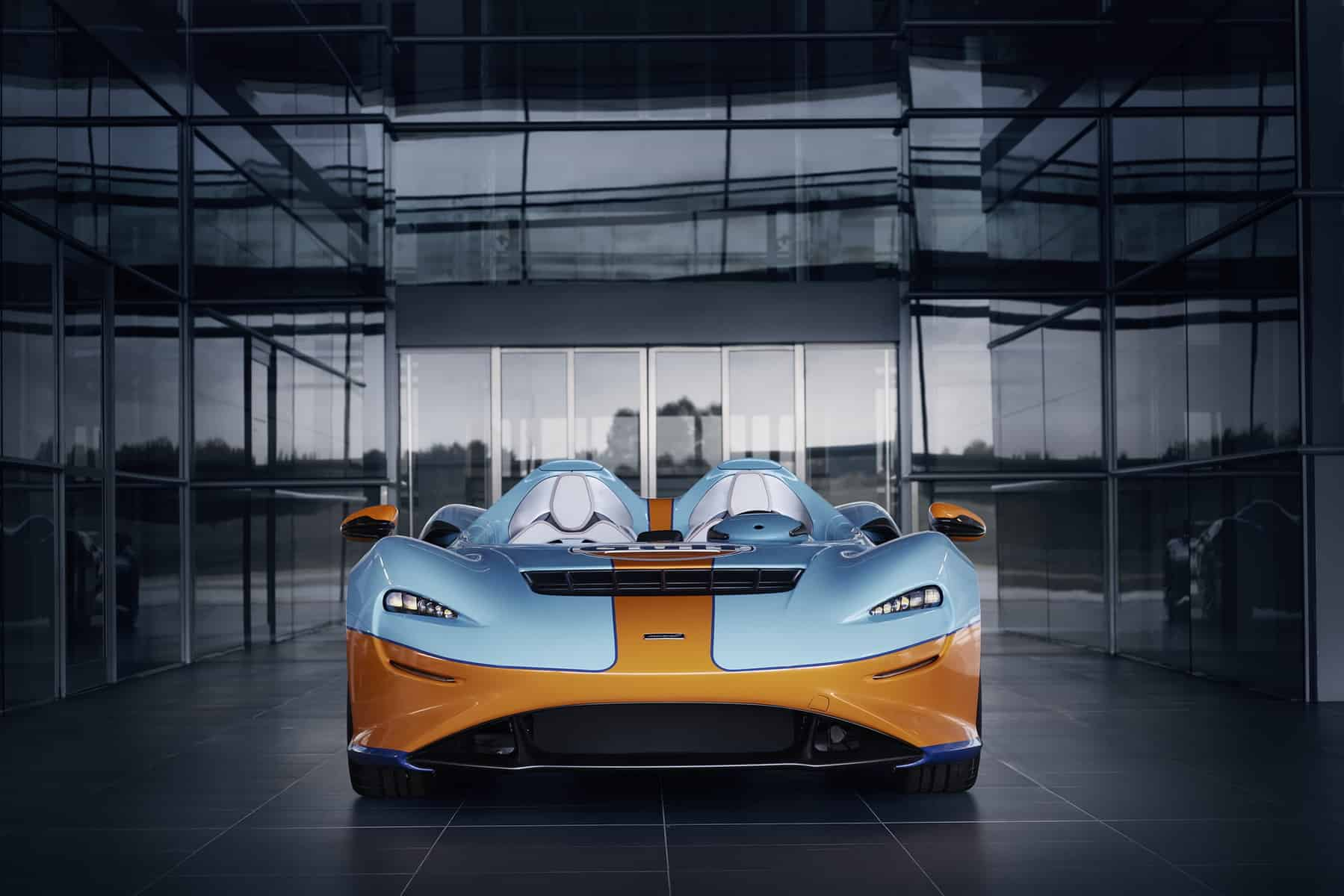 McLaren Elva Gulf Theme by MSO 3