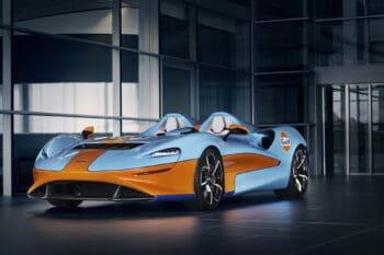 McLaren Elva Gulf Theme by MSO 5