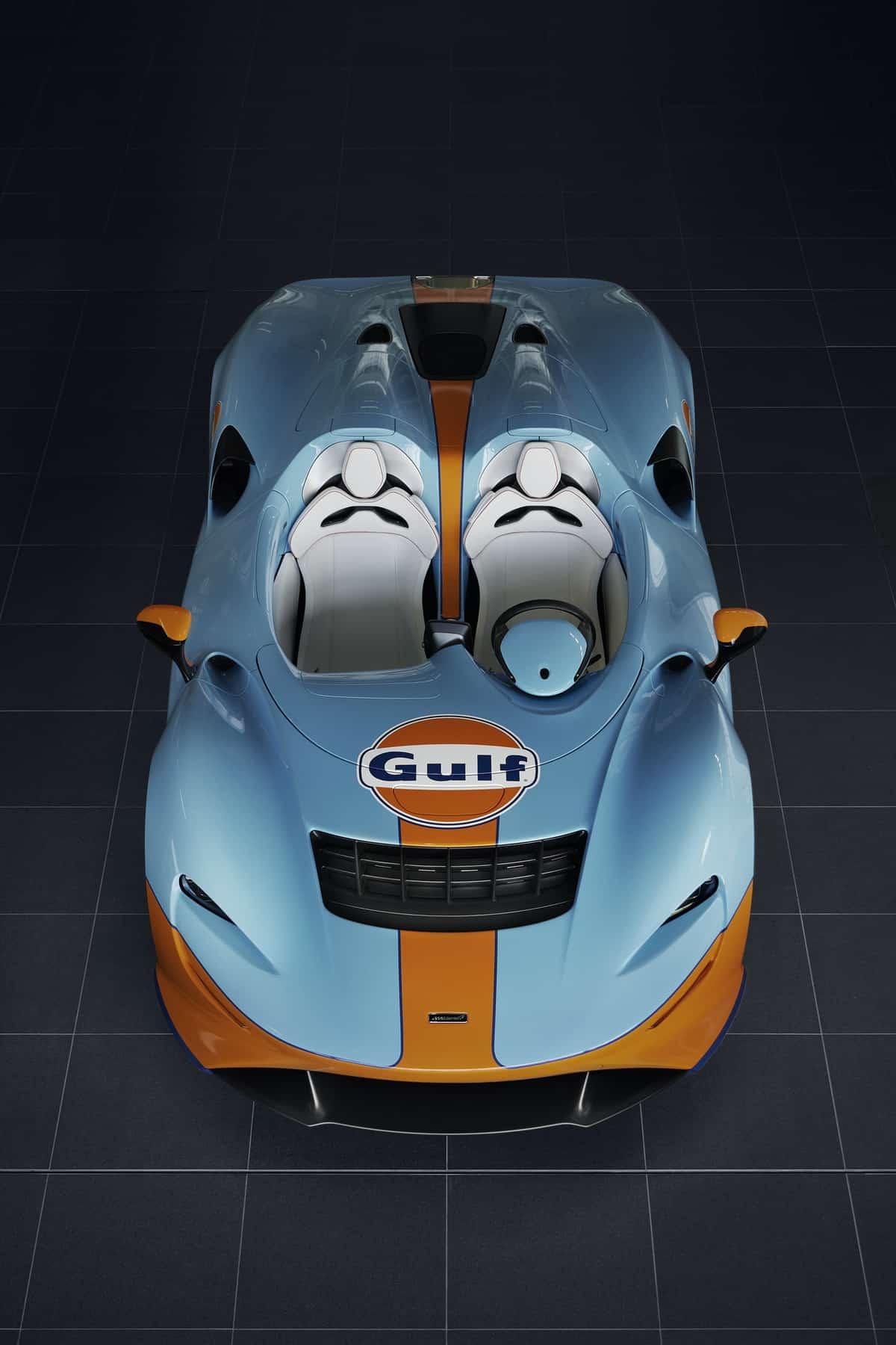 McLaren Elva Gulf Theme by MSO 7