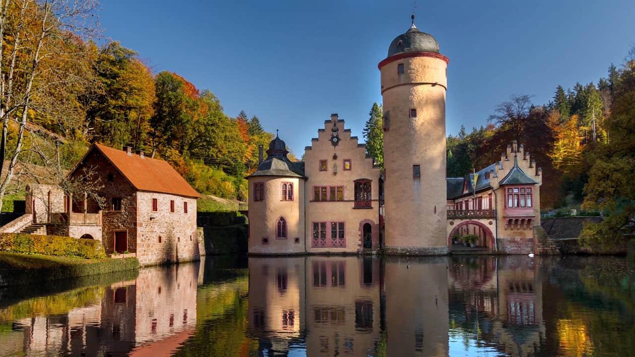 Mespelbrunn Castle 1
