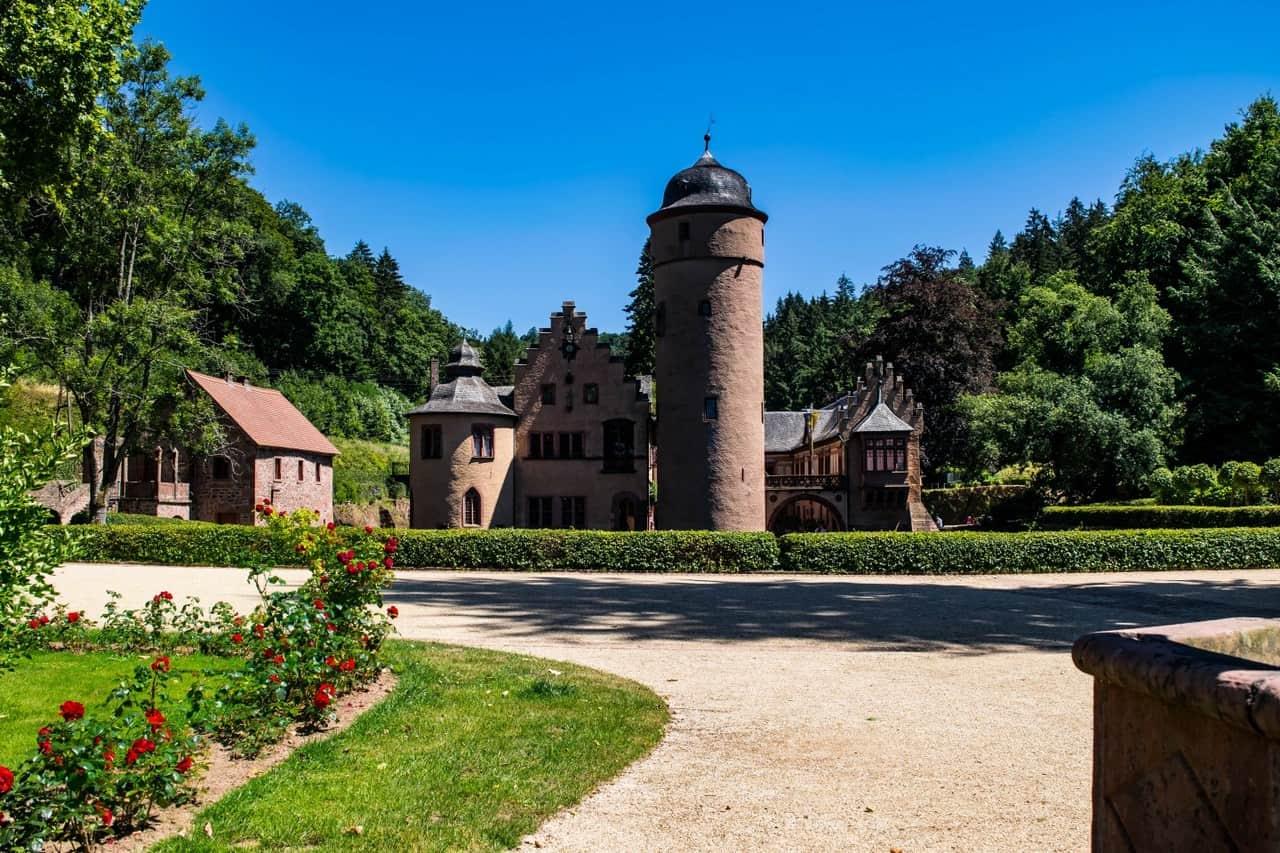 Mespelbrunn Castle 2