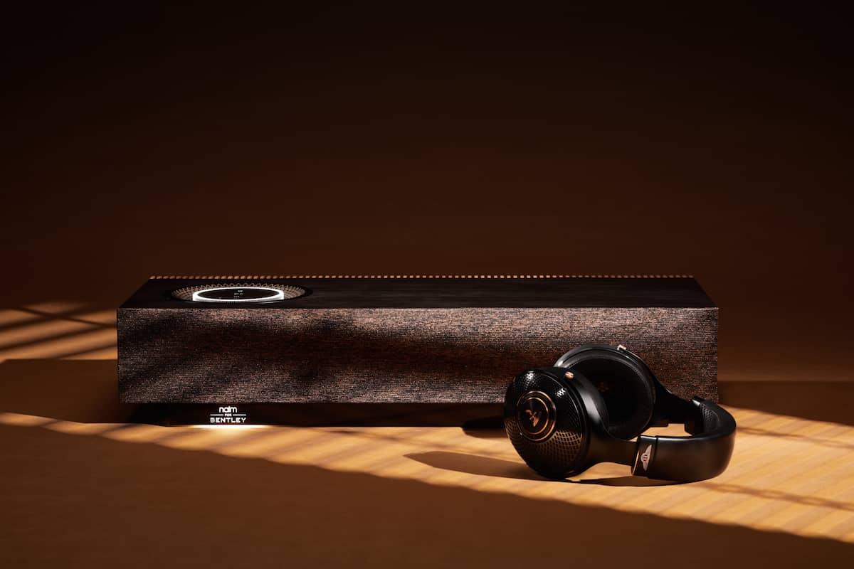 Naim for Bentley Mu-so Speaker 1
