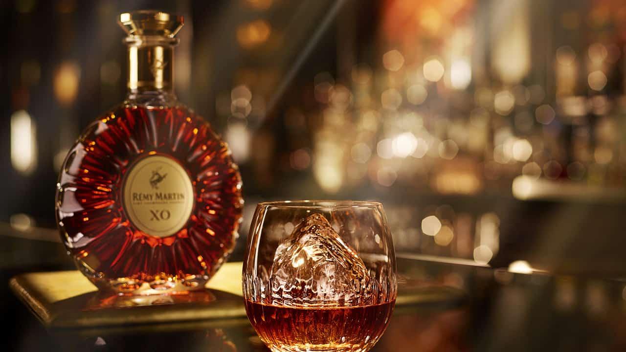 Rémy Martin cognac