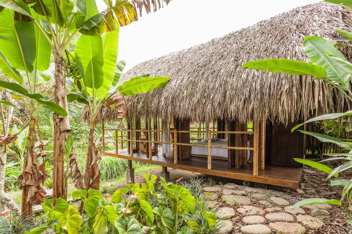 Romantic Cabana with a View Colombia 1