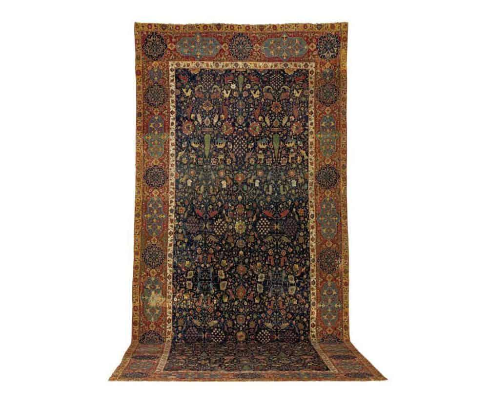 Safavid carpet