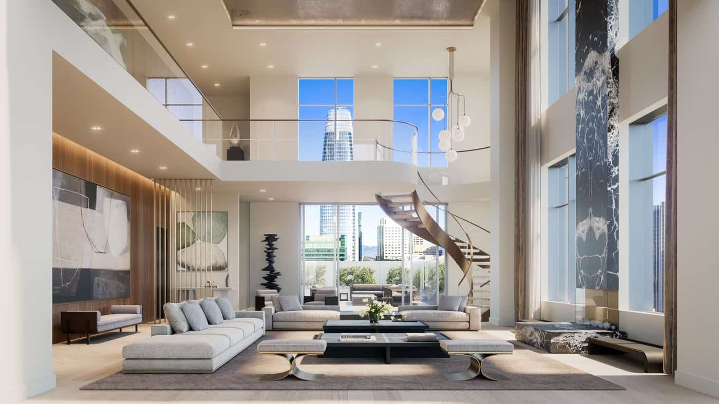 San Francisco Penthouse