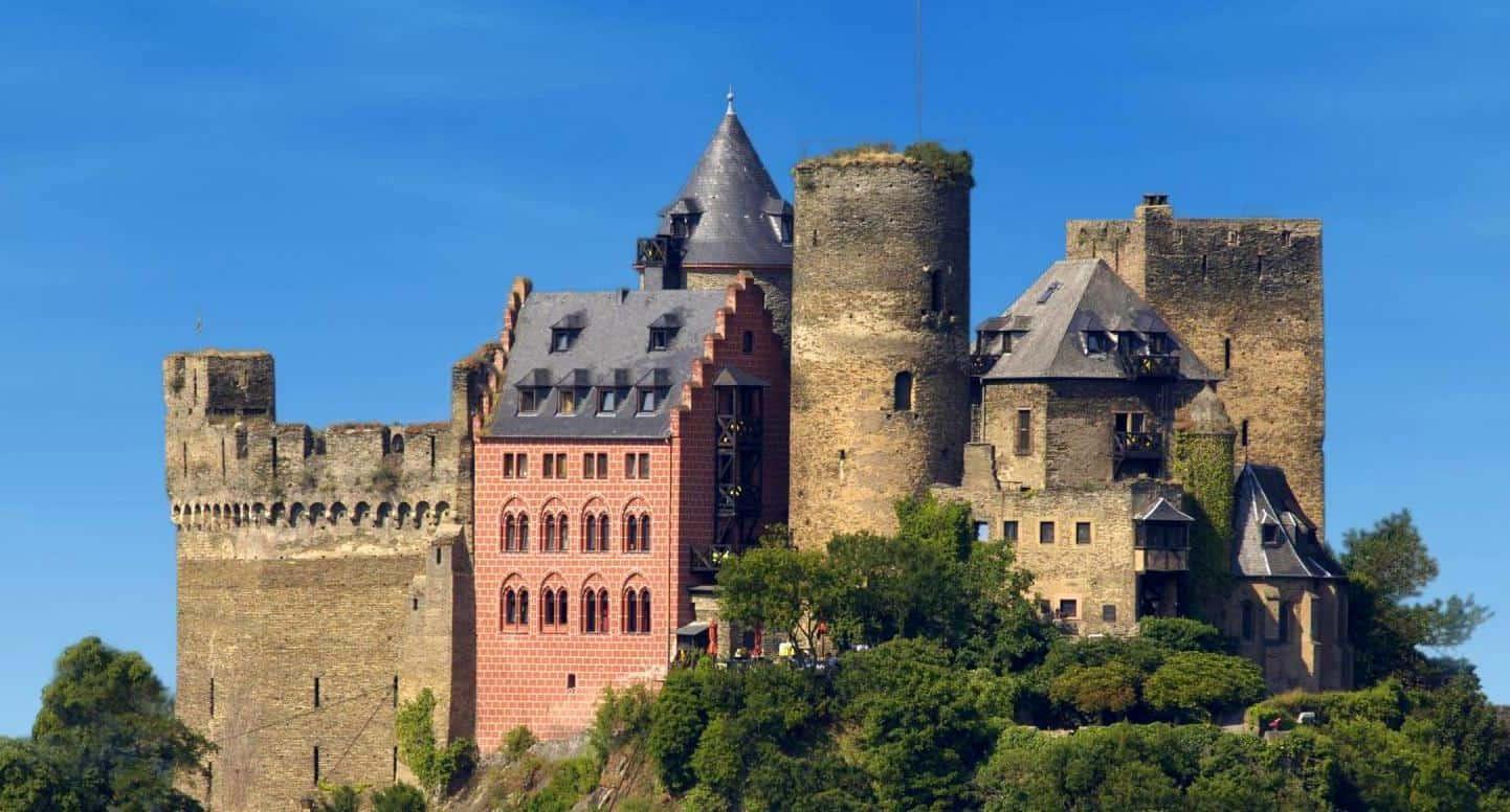 Schönburg Castle 2