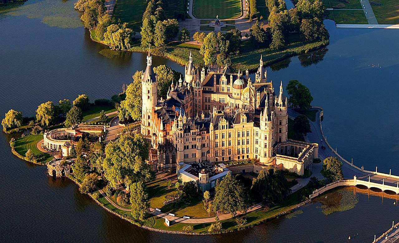 Schwerin Castle 1