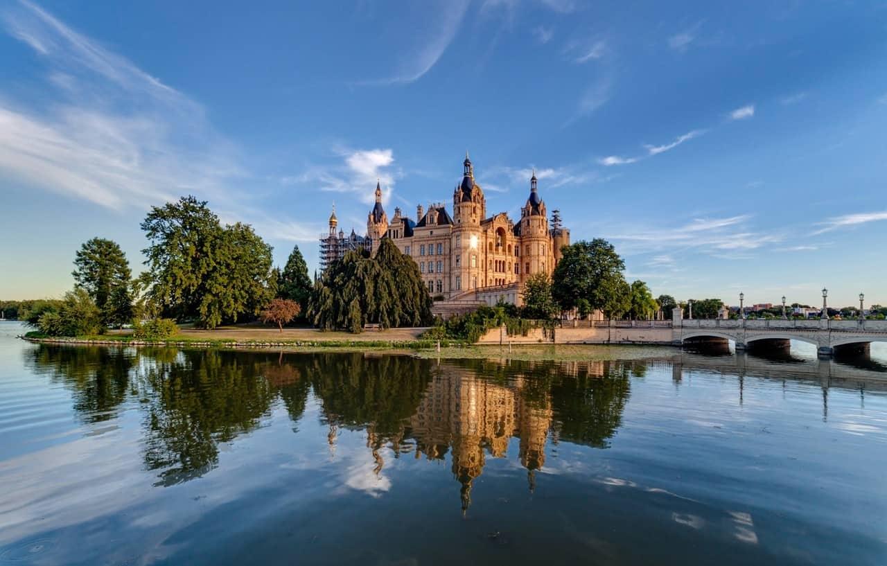 Schwerin Castle 2