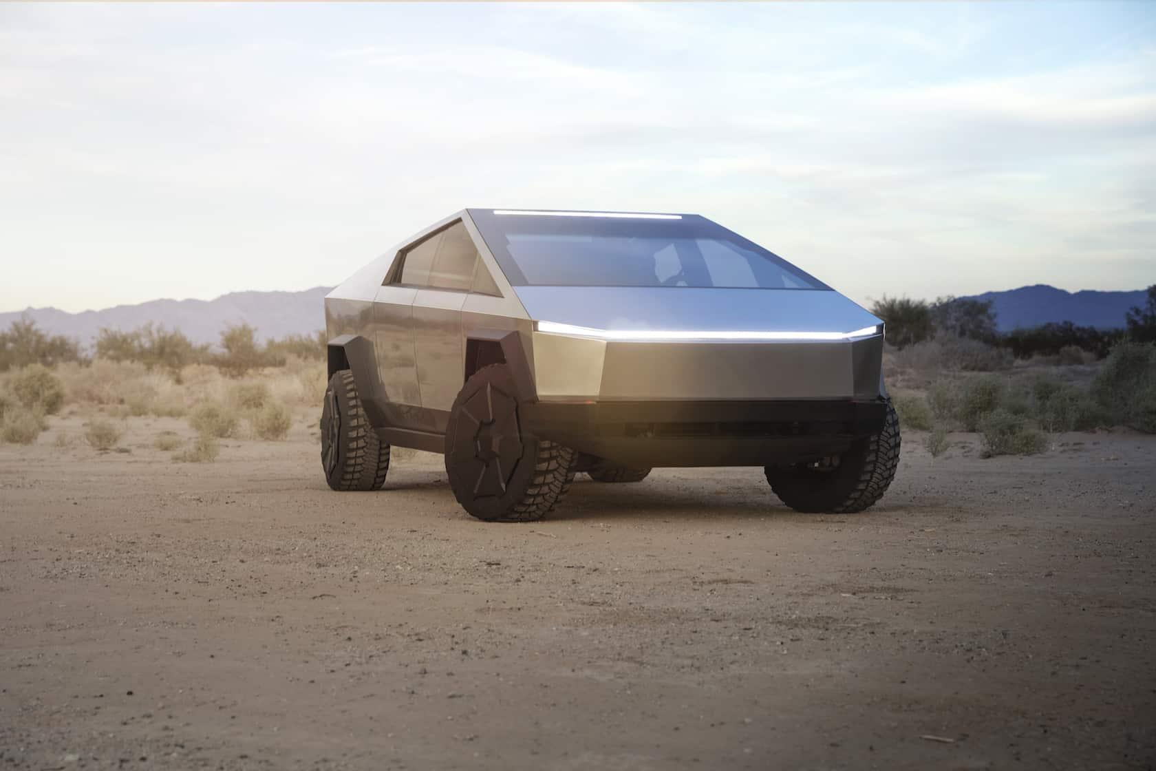 Tesla Cybertruck 1