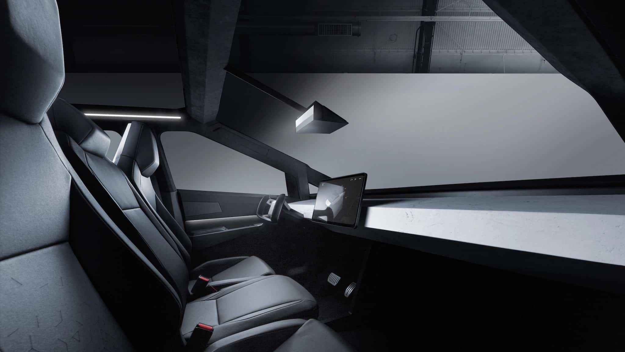 Tesla Cybertruck 12