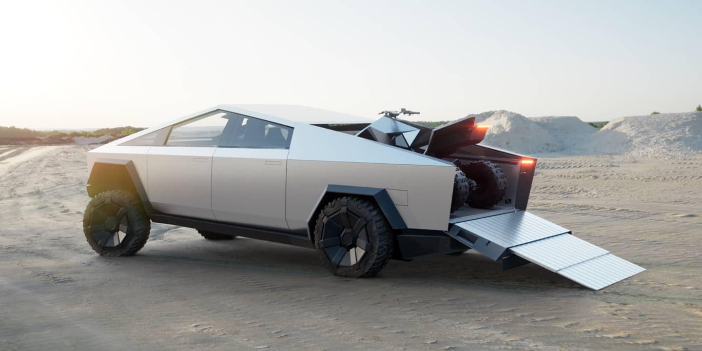 Tesla Cybertruck 8