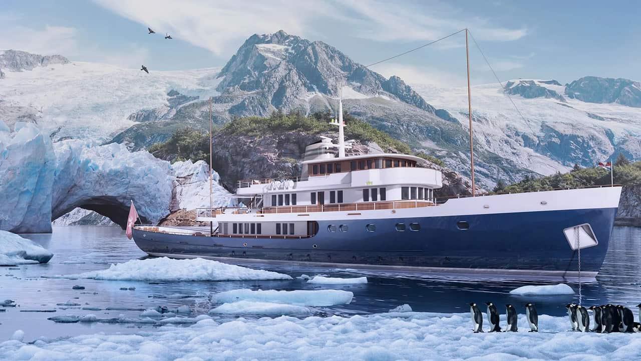 Turquoise Blue II yacht