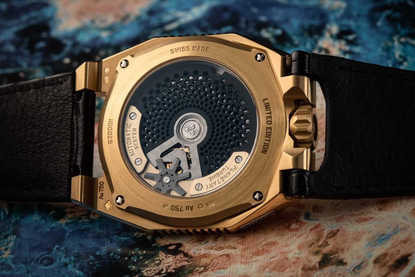 Urwerk UR-100 Gold Edition 2