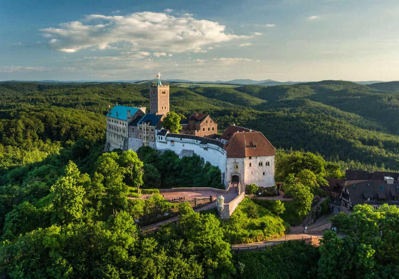 Wartburg Castle 1