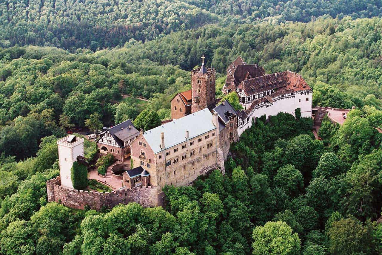 Wartburg Castle 2