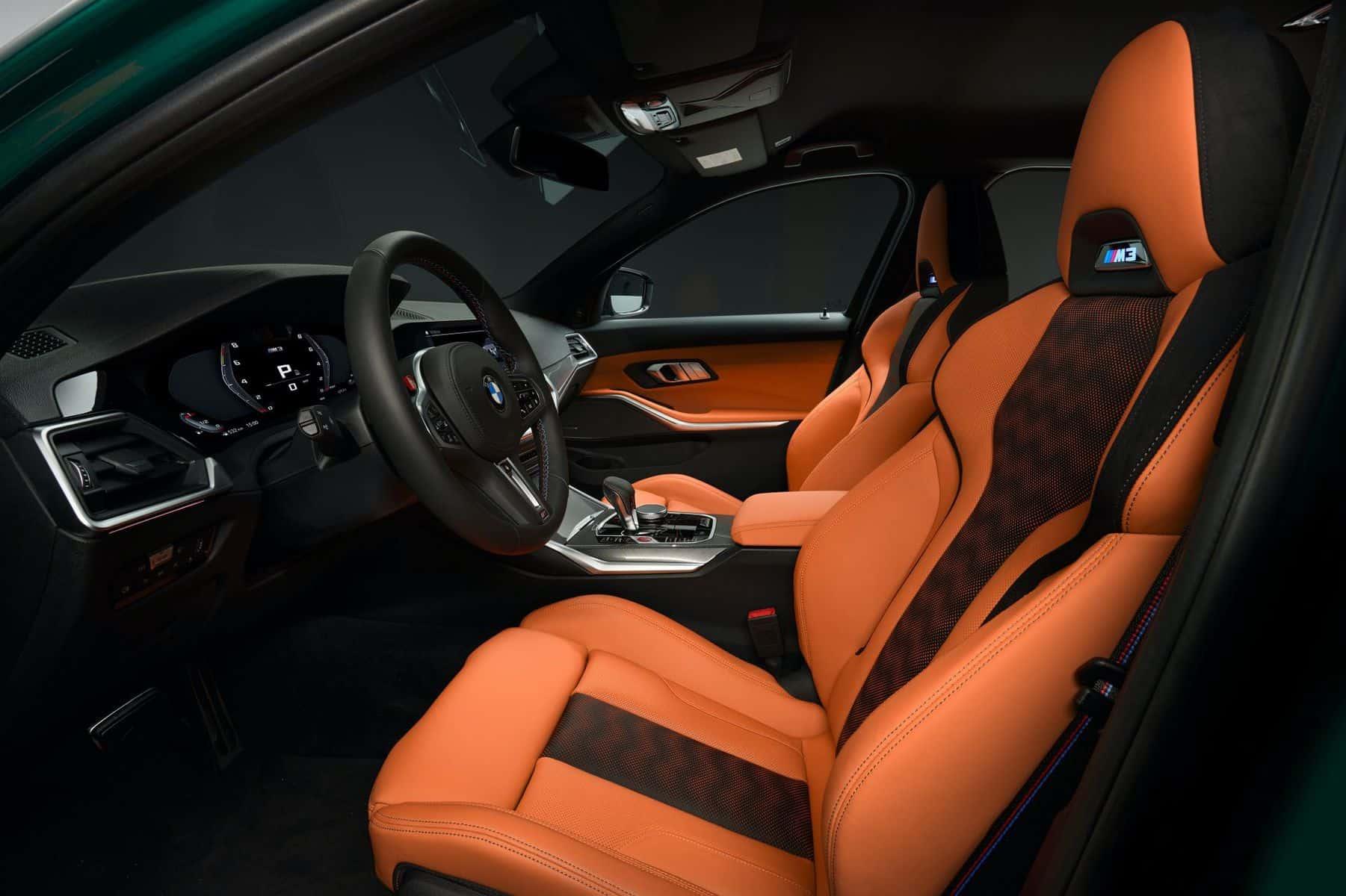 2021 BMW M3 17