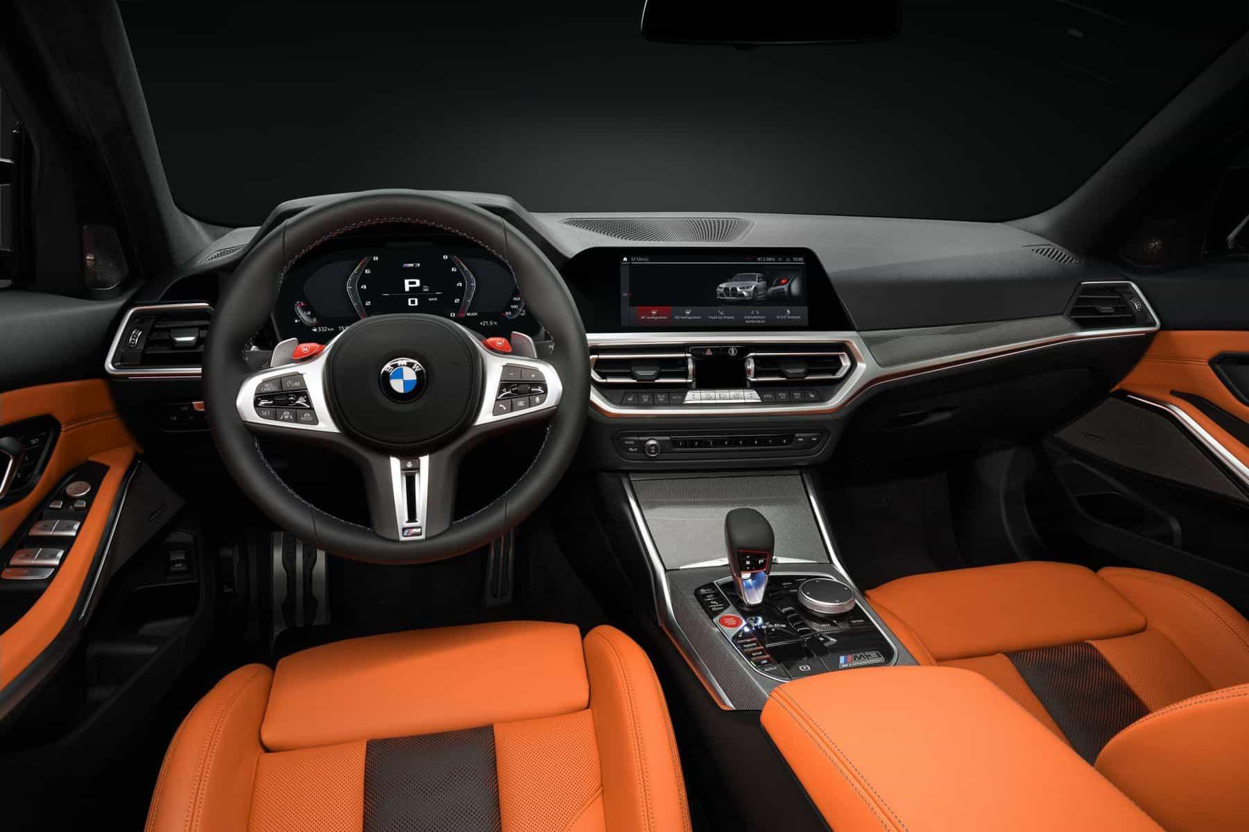 2021 BMW M3 19