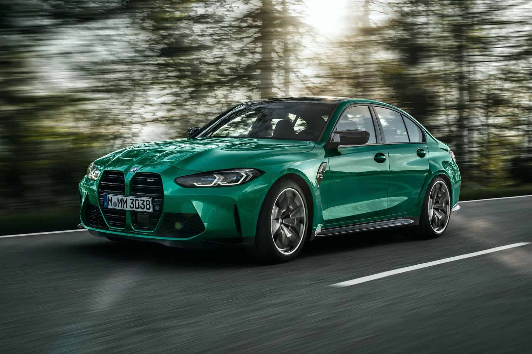 2021 BMW M3 2