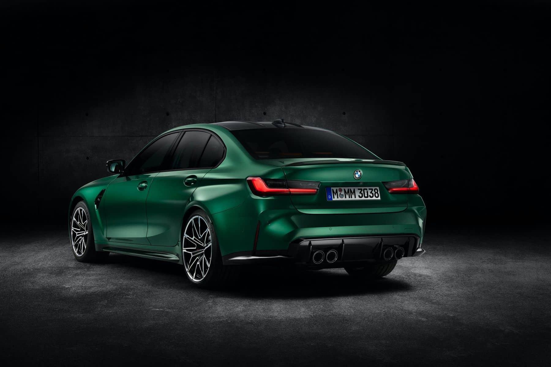 2021 BMW M3 6