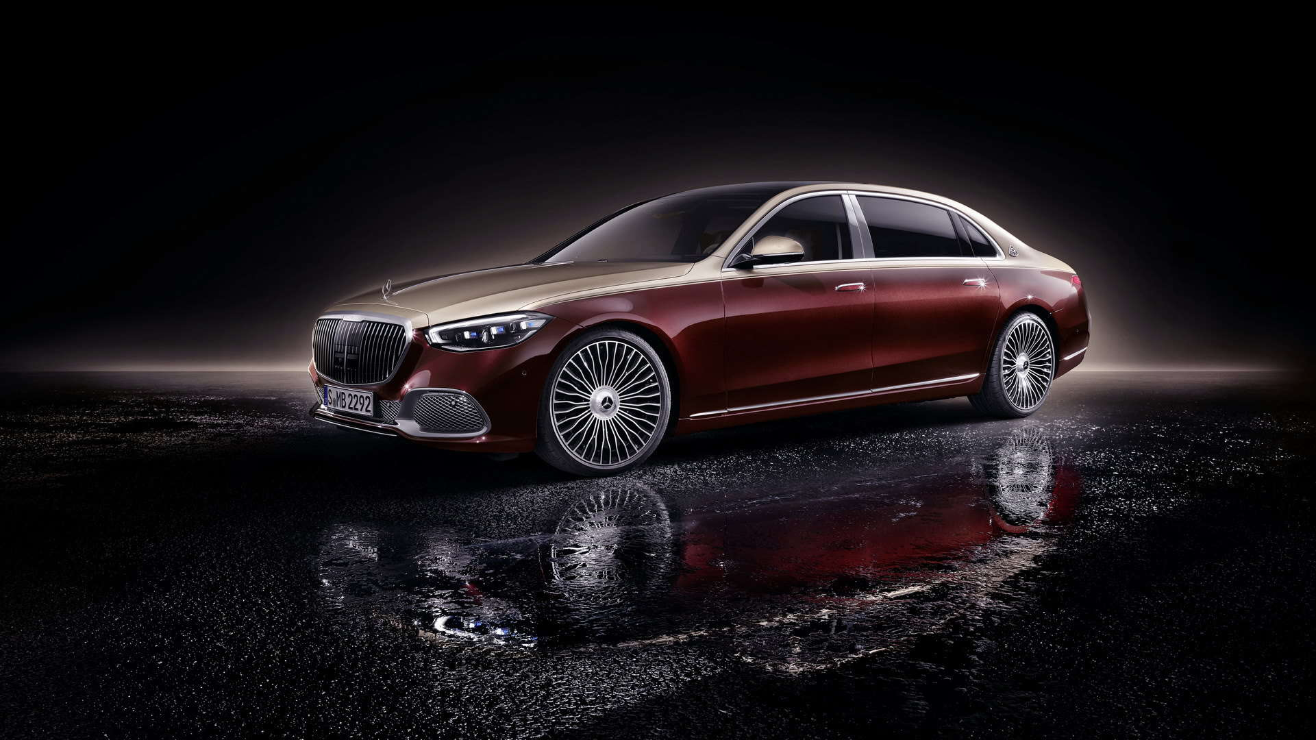 The 2021 Mercedes-Maybach S-Class Arrives Early