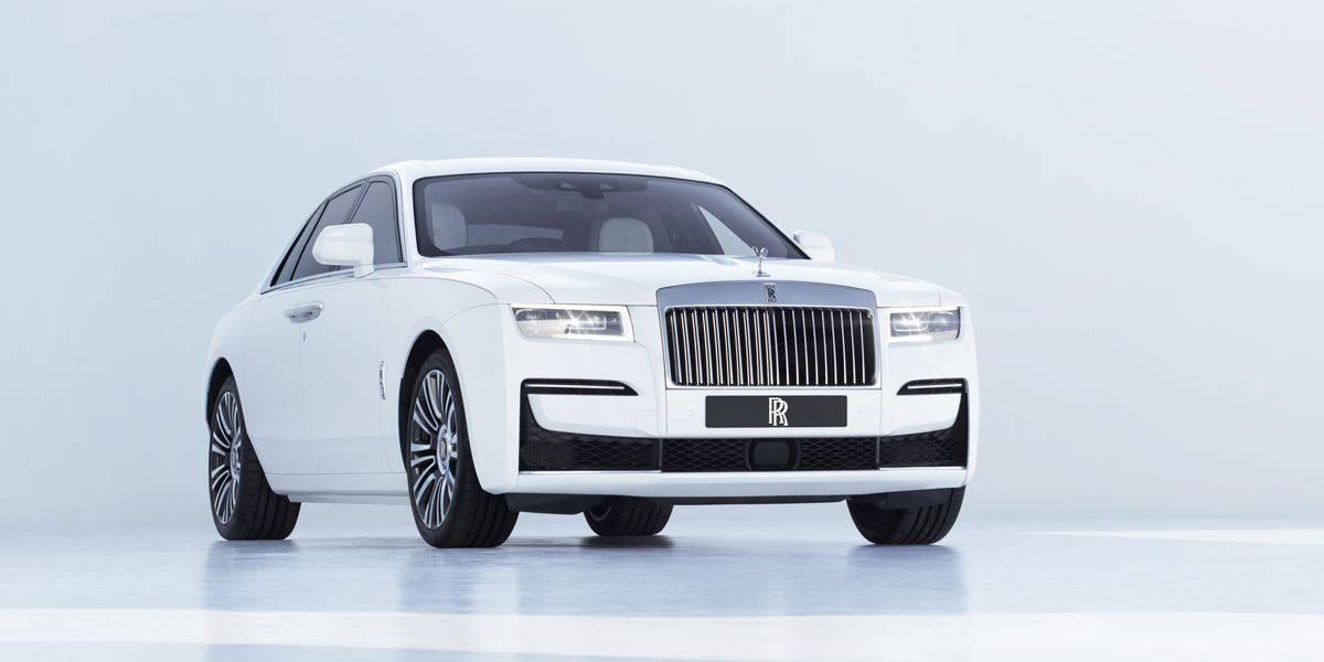 2021 Rolls Royce Ghost