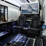 AddArmor Mercedes-Benz Sprinter Van 5