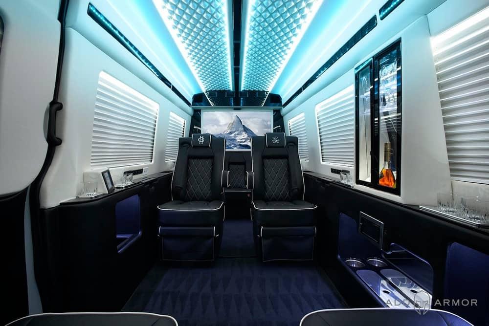 AddArmor Mercedes-Benz Sprinter Van 6