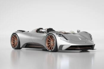 Ares S1 Project Spyder 1