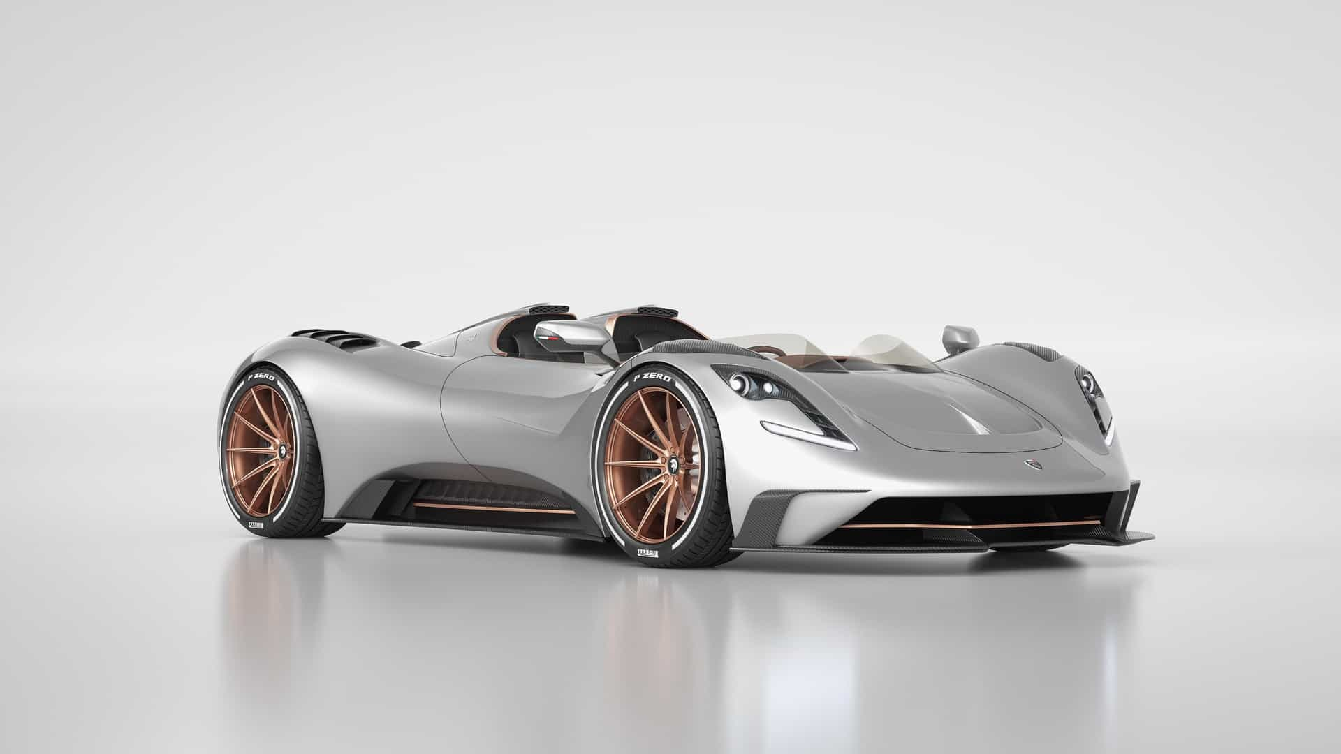 The Ares S1 Project Spyder Moves In For The Kill