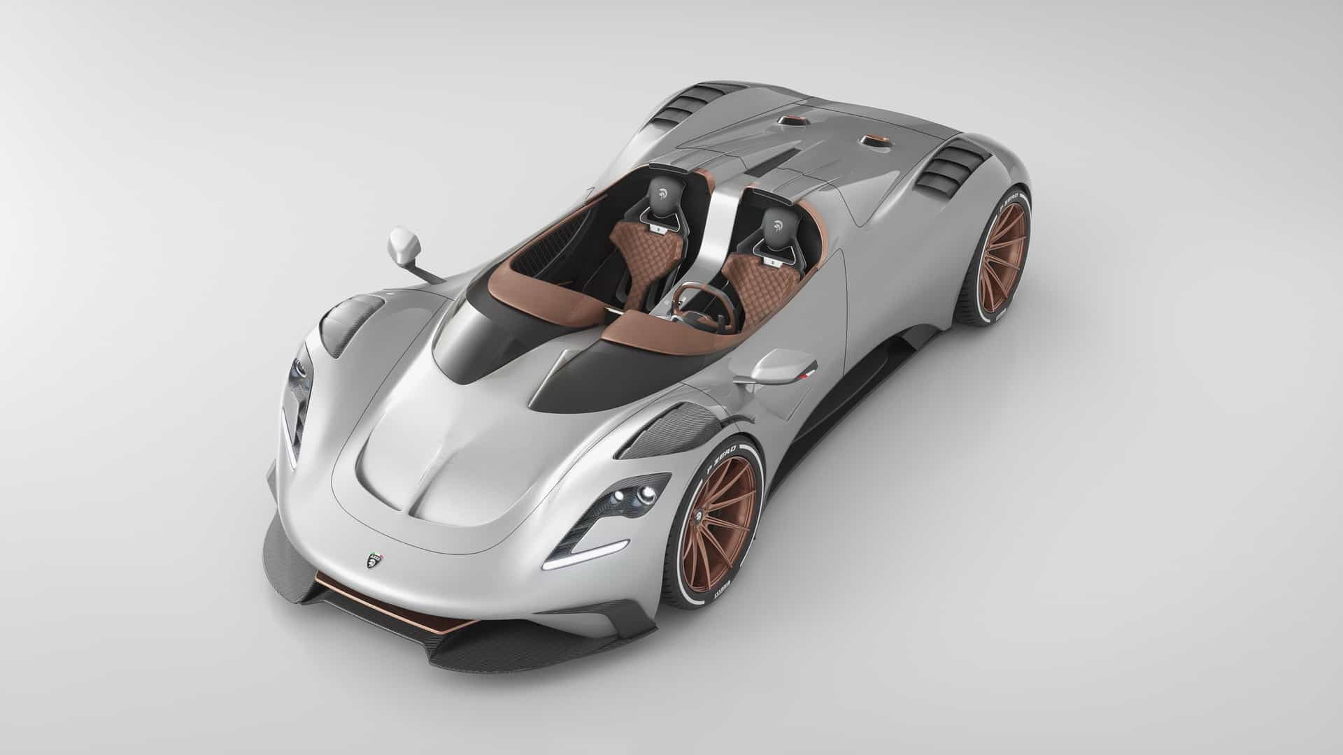 Ares S1 Project Spyder 2