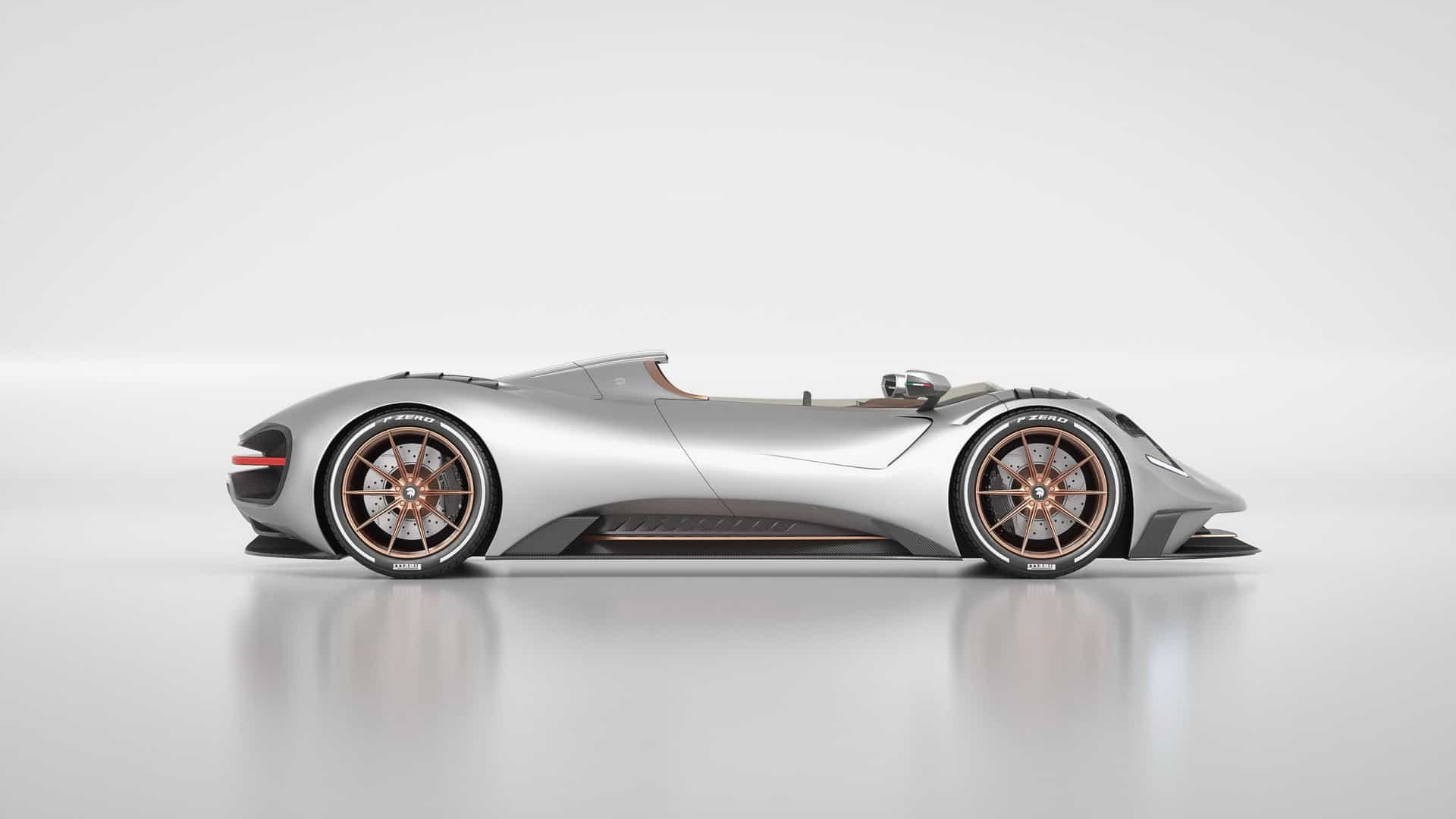 Ares S1 Project Spyder 5