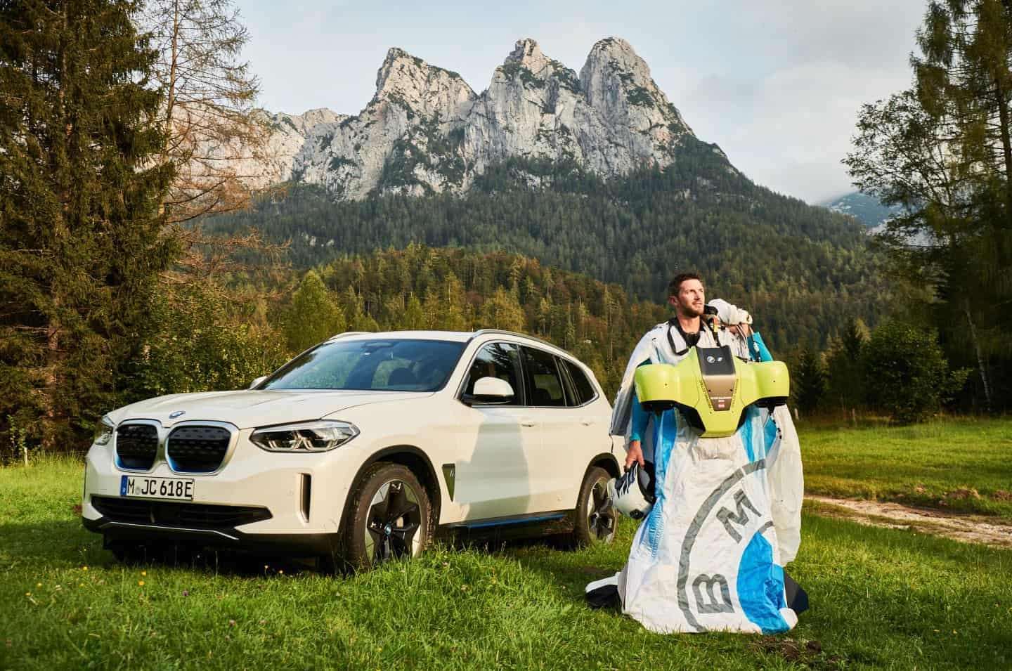 BMW electrified wingsuit 3
