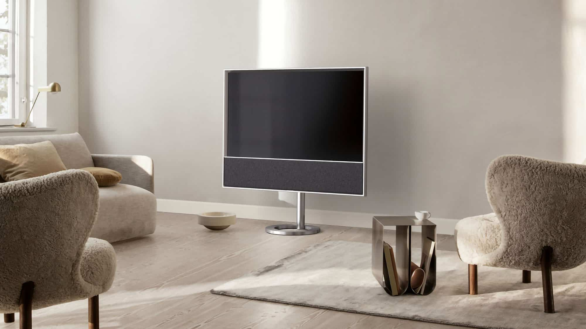 Bang & Olufsen's Stunning Beovision Contour Is Enough To Keep You In