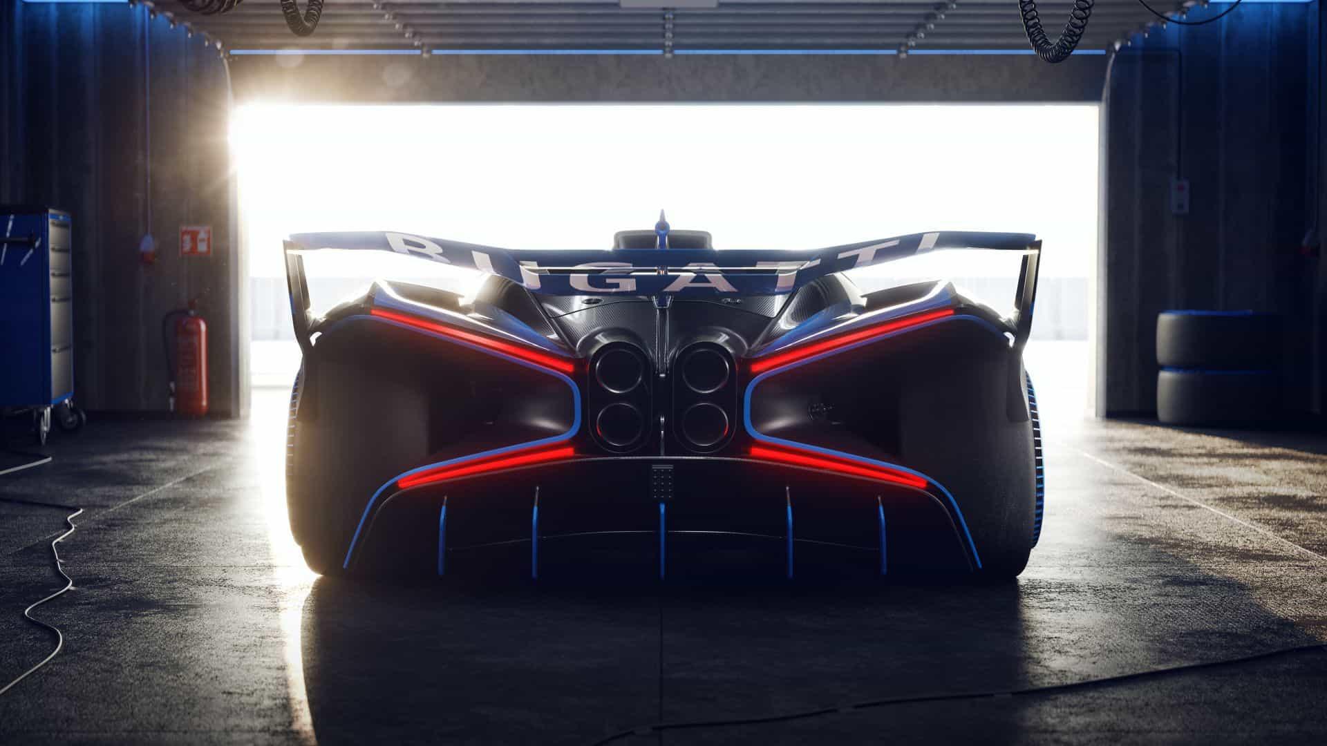 Bugatti Bolide 2