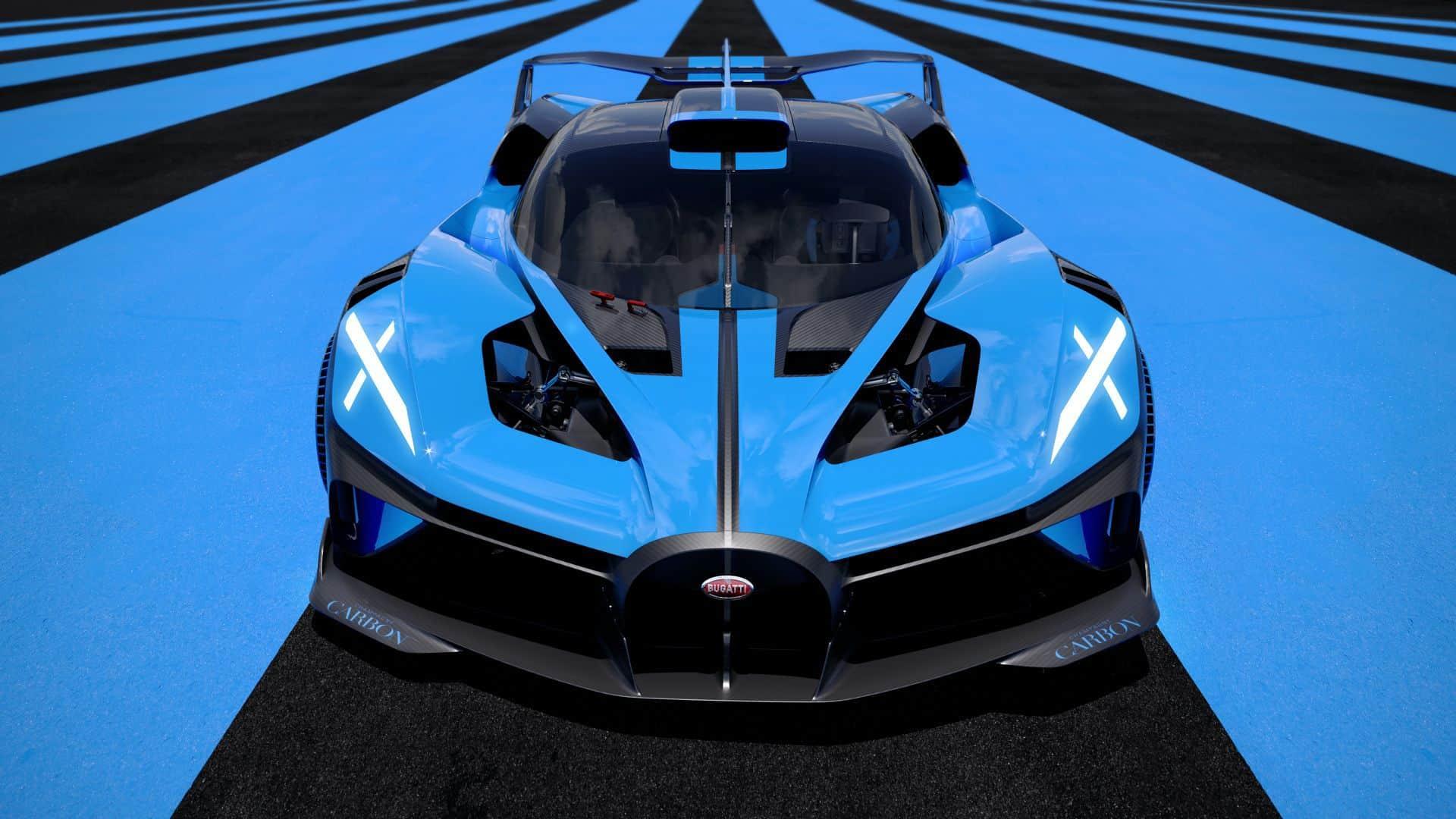 Bugatti Bolide 21