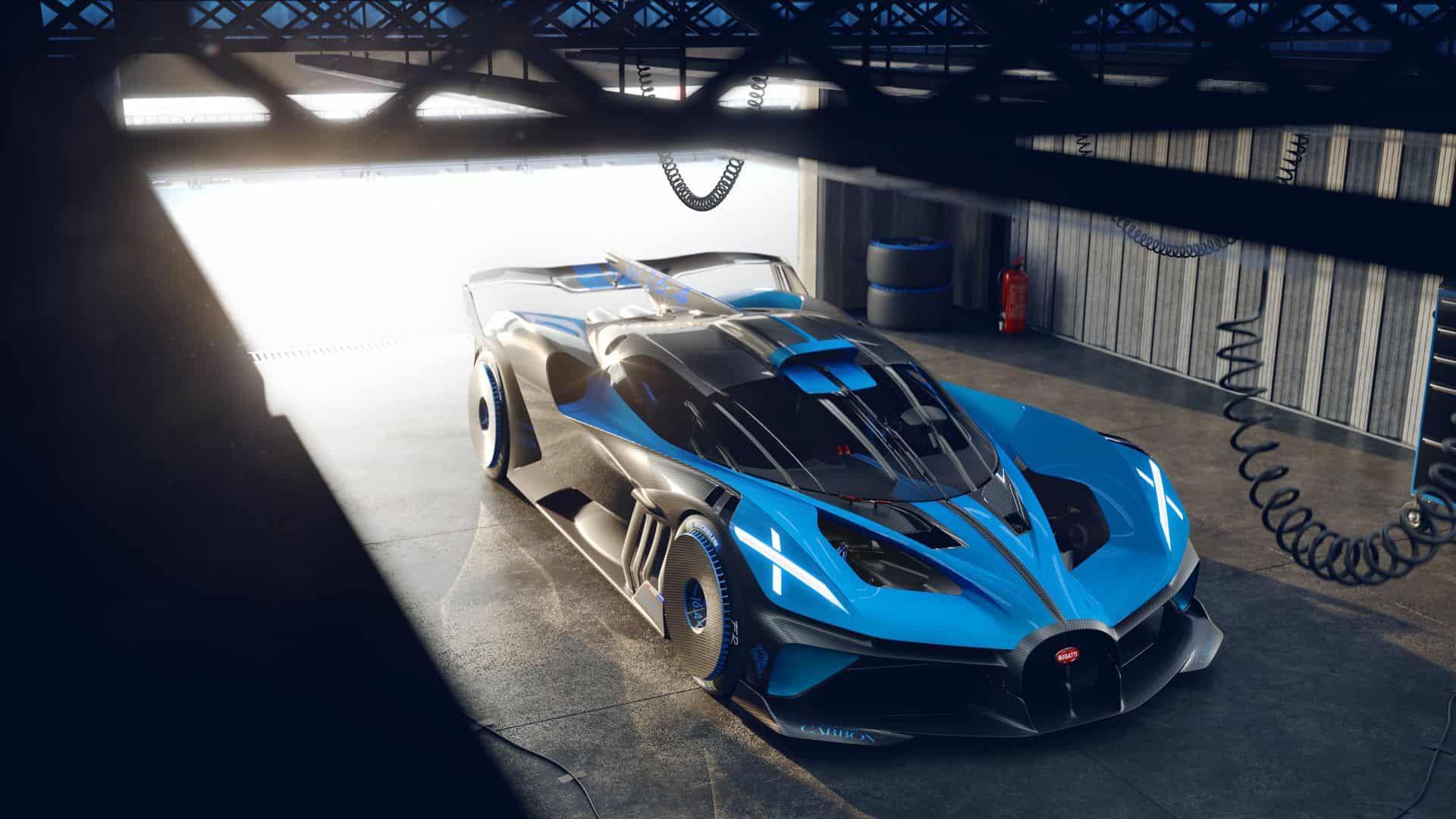 Bugatti Bolide 3