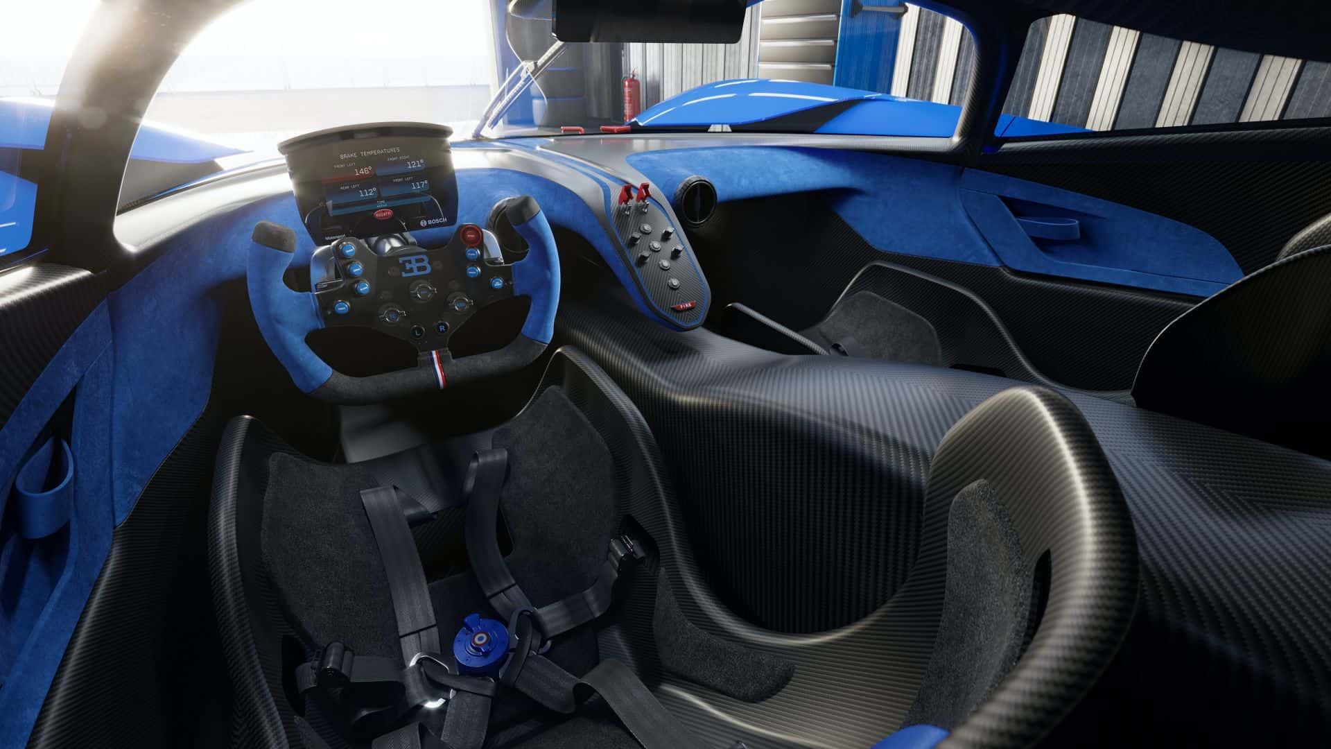 Bugatti Bolide 4