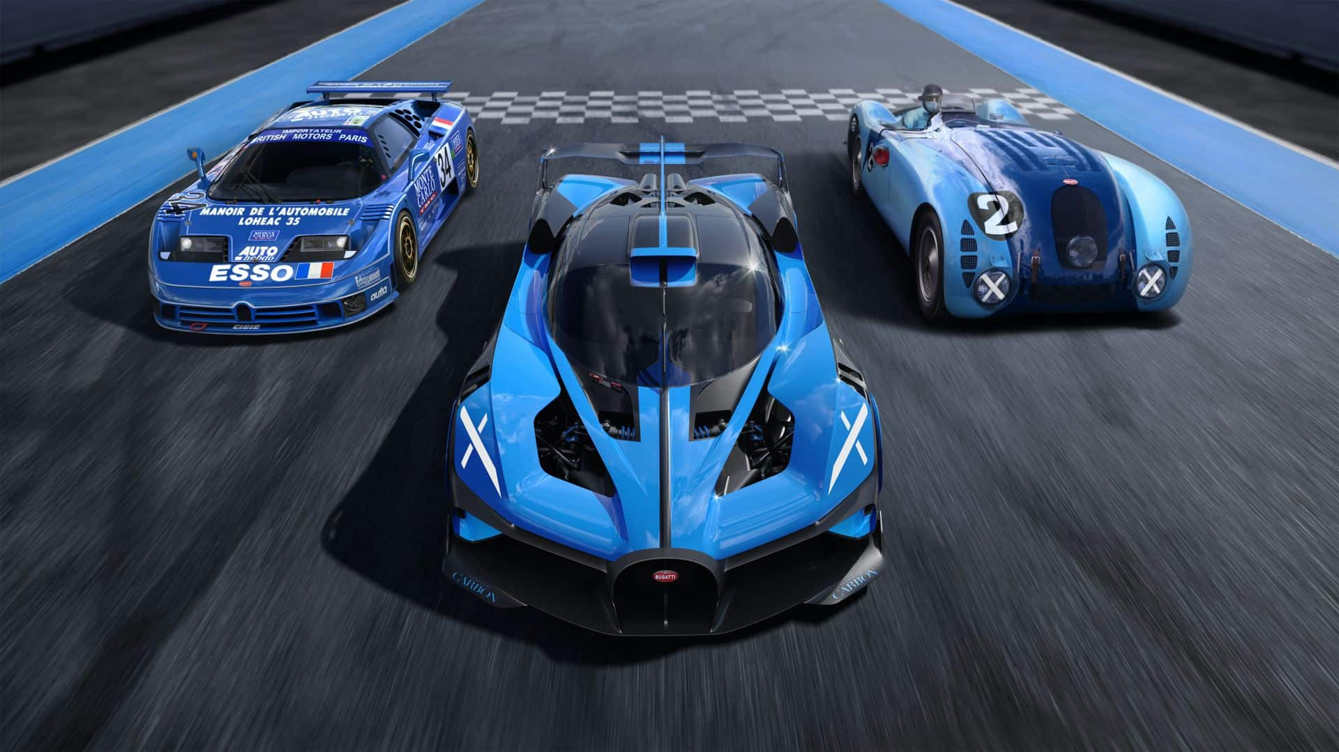 Bugatti Bolide 7
