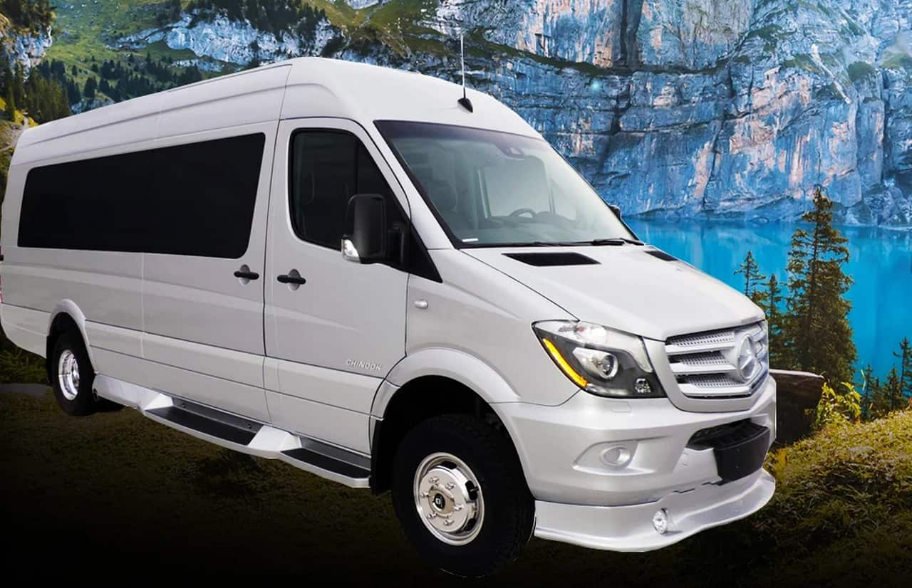 Chinook Bayside Camper Van 1