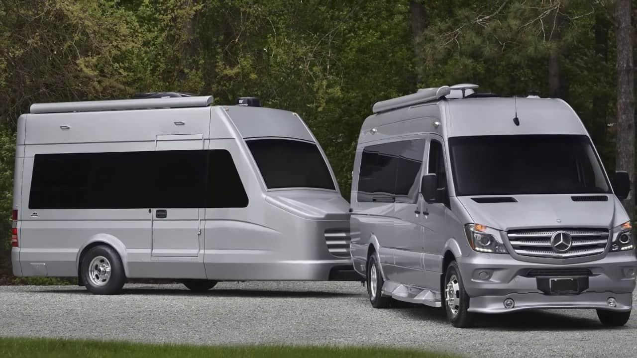 Chinook Bayside Camper Van 2