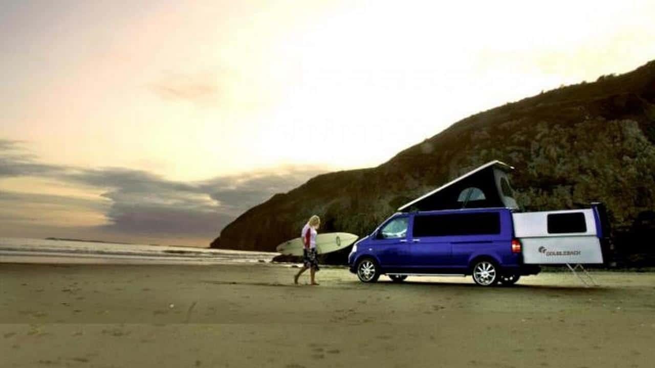 Doubleback Van 2